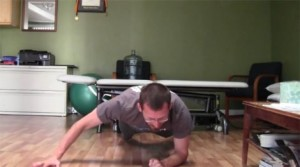 Plank-core-exercise