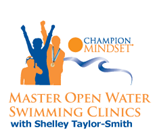 master open water swimming
