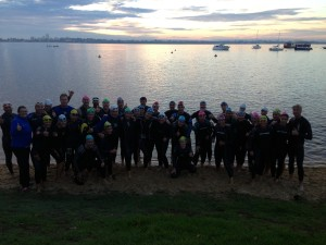 open water tuesday