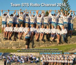 Team STS Rotto Swim